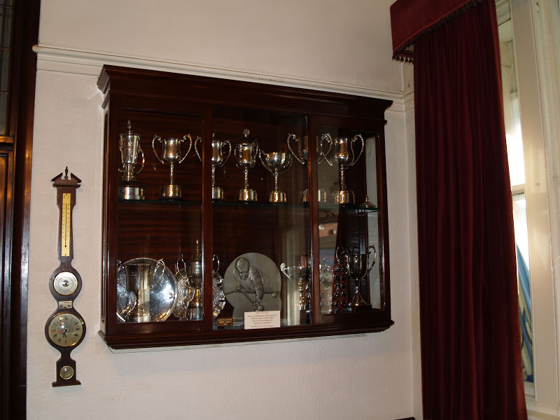 Club trophies